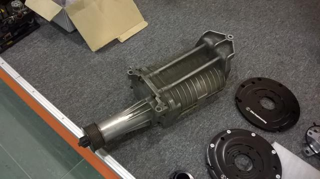 FS: Eaton M112 supercharger
